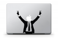 Наклейка на MacBook Мир 13''