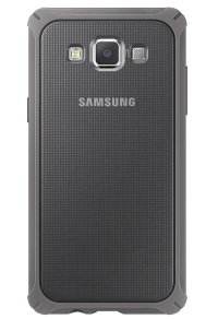 Samsung чехол A500 ProtectCover brown-gray