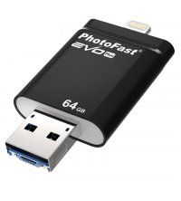 Флешка Photofast i-FlashDrive EVO Plus для  iPhone/iPad/Android