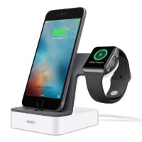 Док-станция Belkin PowerHouse™ Charge Dock for Apple Watch + iPhone