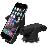 Автодержатель Onetto Car&Desk Mount Easy One Touch 2 на торпеду для телефона  (GP10&SM5)