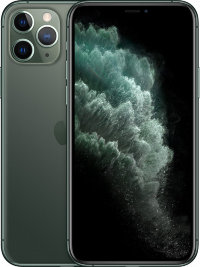 Смартфон Apple iPhone 11 Pro 64Gb MWC62 (Midnight Green)
