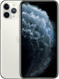 Смартфон Apple iPhone 11 Pro 64Gb MWC32 (Silver)