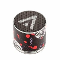Портативный Bluetooth динамик I-Carer Mini Portable Fabric Speaker BF-120 (ISYX01) 3W-65db Черный