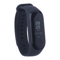 Фитнес-браслет Xiaomi Mi Band 3 для iOS и Android (XMSH05HM) Black