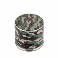 Портативный Bluetooth динамик I-Carer Mini Portable Fabric Speaker BF-120 (ISYX01) 3W-65db Камуфляж