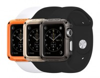 Чехол для Apple Watch (42mm) Spigen Tough Armor Case