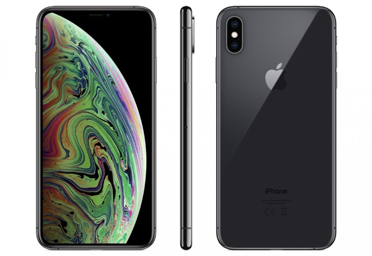 Apple iPhone XS Max «серый космос»