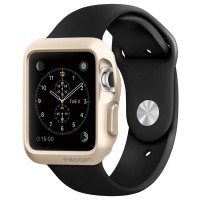 Чехол для Apple Watch (42mm) Spigen Case Slim Armor